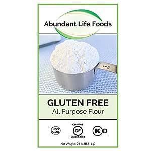 Gluten Free All-purpose Flour (25lb Box)