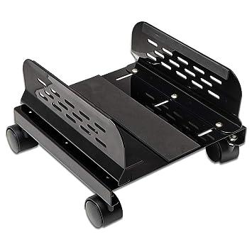 Cablematic - Soporte para CPU metálico de 130 a 250 mm: Amazon.es: Electrónica
