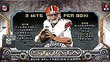 2014 Topps Strata NFL Trading Cards Hobby Box
