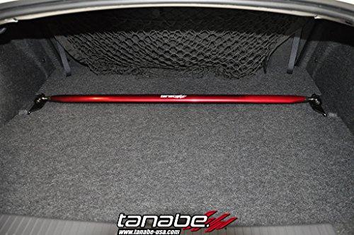 (Tanabe TTB166R Sustec Strut Tower Bar for Scion/Subaru, Rear)