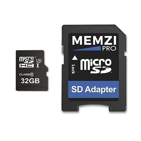 Memzi Pro 32 GB tarjeta de memoria Micro SDHC para xuanpad ...