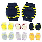 Voberry®New Arrival Kids Baby Crawling Knee Pad Toddler Elbow Pads (7)