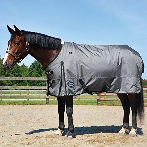 Arctic Shield 1680D Heavyweight Turnout Blanket Grey by Country Pride