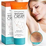 Underarm Whitening Cream,Lightening Cream Effective for Lightening & Brightening Armpit, Knees, Elbows, Sensitive &...