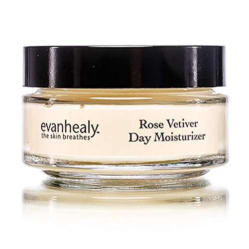 Evanhealy Rose Vetiver Moisturizer 1.4 Ounce Cream