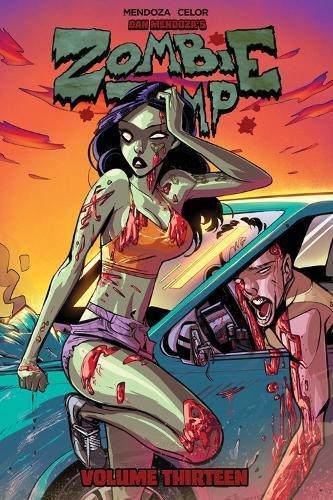 Zombie Tramp Volume 13: Back to the Brothel por Dan Mendoza