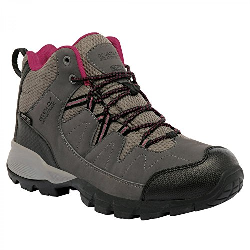 Lady Hiking Mid High Women's Steel Vivacious Holcombe Boots Regatta Rise A6qwFvwd