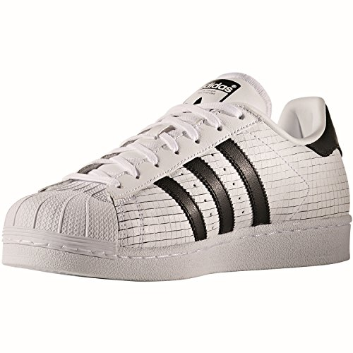 finishline sale online free shipping amazing price adidas Originals Men's Superstar Casual Sneake Running White Ftw/Core Black/Core Black ijihIrEnv