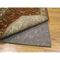 Durable, Reversible 10 x 14 ULTRA HOLD(TM) Rug Pad for Hard Surfaces and Carpet