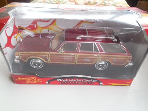 (1979 Chrysler LeBaron Town & Country Wagon 1/24 Tan (Brown))