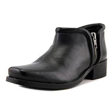 Amazon.com | Seychelles Women's Tanzanite Black Leather Boot 6 M | Ankle &  Bootie