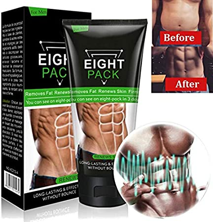 Crema de quemado de grasa, Crema de adelgazamiento unisex, quemador de grasa muscular para pérdida de peso y apretar los músculos, Gel adelgazante
