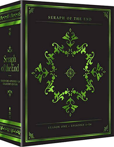 Seraph of the End: Vampire Reign - Season One Collector's Edition (Blu-ray/DVD Combo)