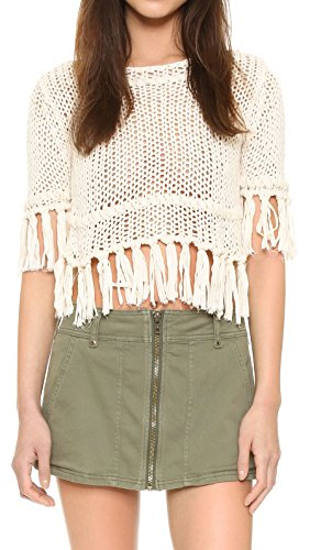 - Free People On The Fringe Sweater (medium)