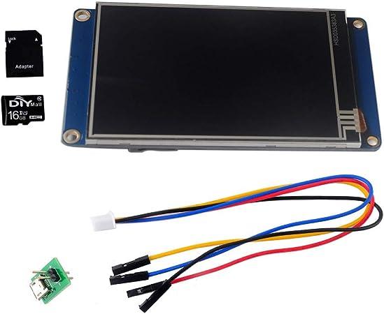 "3.5/"" HMI TFT LCD Touch Display Screen 480x320 Module  for Raspberry Pi 3 Arduino"