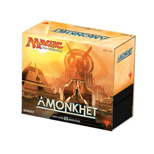10 Card Booster Pack (Magic: The Gathering - Amonkhet Bundle Box with 10 Booster Packs)