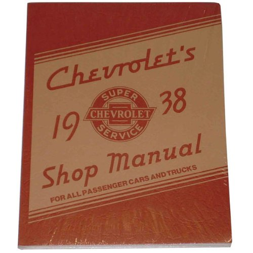 1938 Chevy Car and Truck Shop Manual