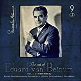 THE ART OF EDUARD VAN BEINUM  VOL.1