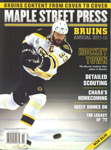 - Maple Street Press Bruins Annual 2011-12
