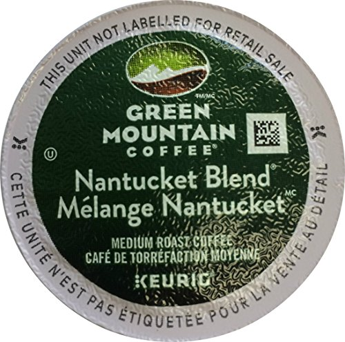 Nantucket Blend K-cup (Green Mountain Coffee Keurig Nantucket Blend (80 K-Cups) - Packaging May)