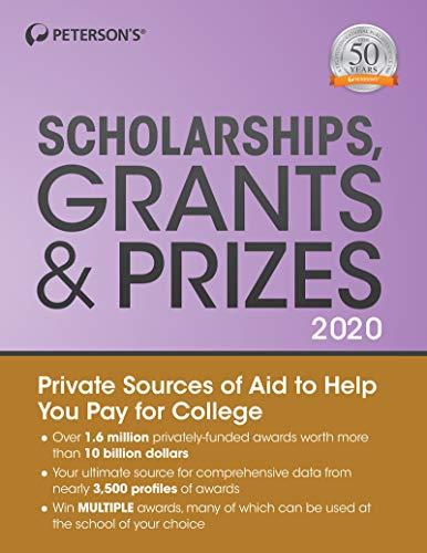 Scholarships, Grants & Prizes 2020