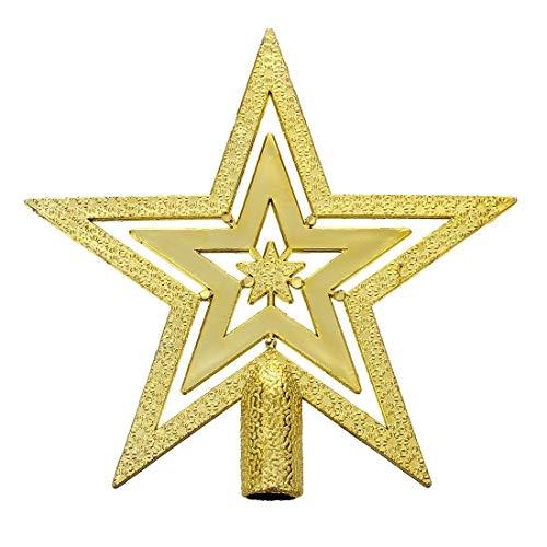 (Star Ornaments - Hanging Decoration Ornament Star Christmas Tree Court - Sink Starter 2014 Starfire Star Ornaments Drag Decoration Years Wars Mirror Love Grid)