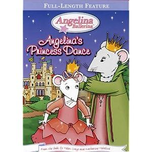 Angelina Ballerina: Angelina's Princess Dance (2005)