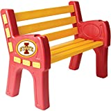 IMPERIAL INTERNATIONAL IOWA STATE CYCLONES PARK BENCH