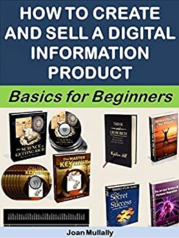 how to create and sell information products online