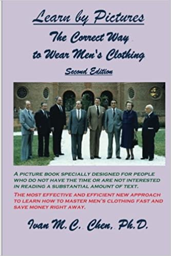 Learn by Pictures the Correct Way to Wear Men's Clothing