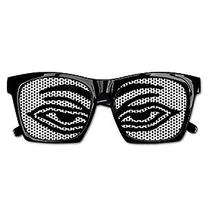 Tibetian Eyes Unisex Polarized Party Sunglasses Resin Frame Eyewear Favor Mesh Lens Sun Glasses