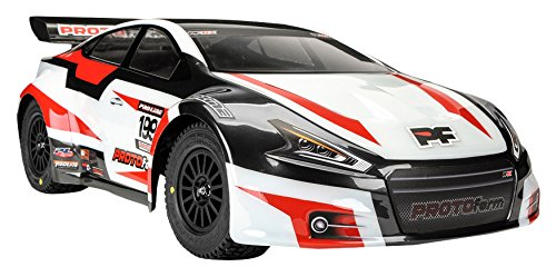 Rally Body Kit (ProLine 154040 Pfrx Rallycross Clear Body for 1:10 Rally and Short Course (Requires Extended Body Mount Kit))