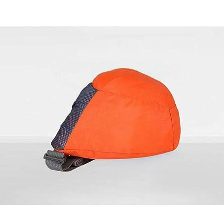 KRPENRIO Mens Sports Bag Outdoor Shoulder Bag Foldable Chest Bag Sling Backpack for Women Color : Orange
