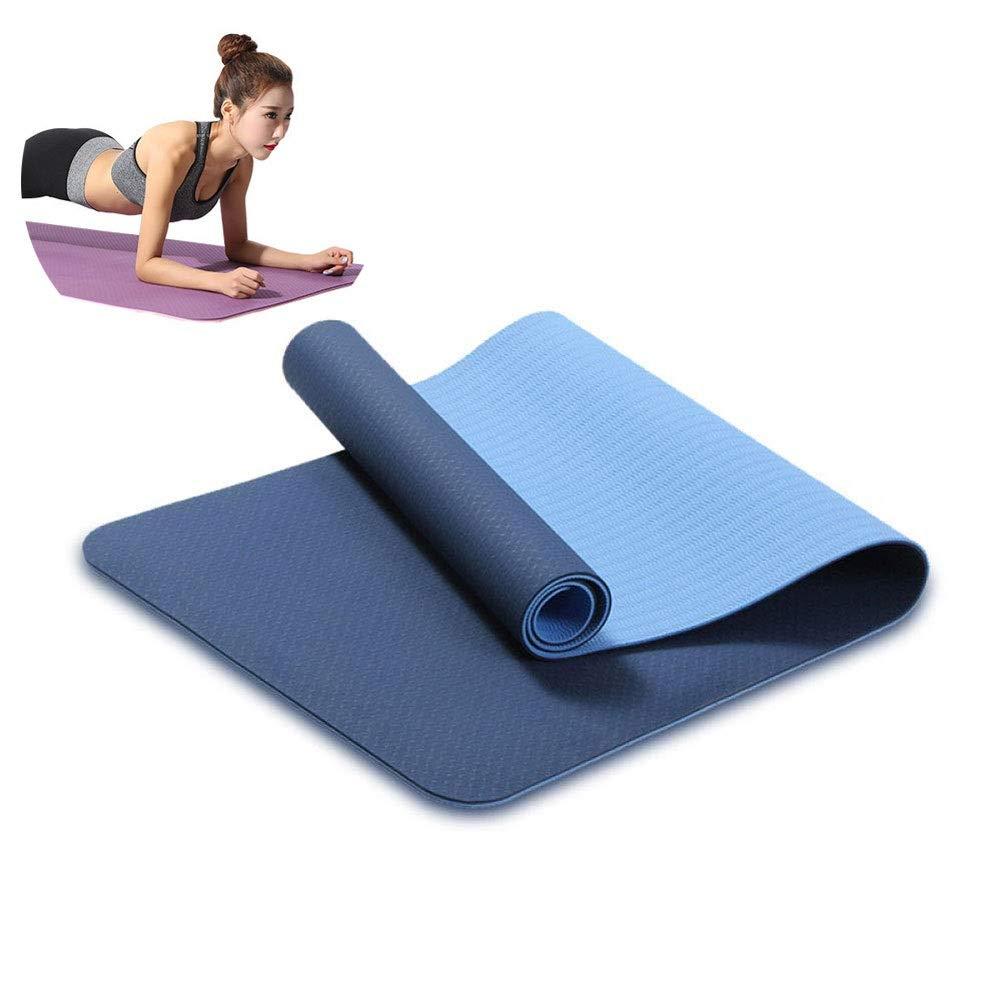 Amazon.com: MXDCYYJD Yoga Mat, Household Floor Mats Single ...