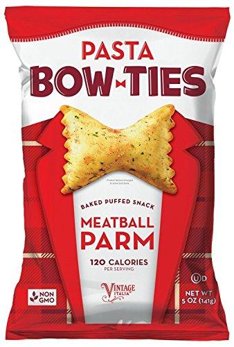 Vintage Chip Pasta Meatball Parm Bow Ties, 5 oz