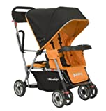 Joovy Caboose Ultralight Stroller, Orangie, Baby & Kids Zone