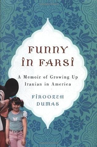book cover of Funny in Farsi
