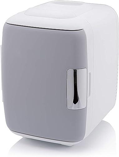 narrow mini fridge