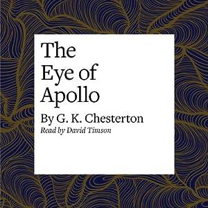 The Eye of Apollo Audiobook