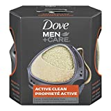 Dove Men +Care Active Clean Dual Sided Shower Tool 1 Count