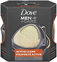 Dove Men+Care Active Clean Dual Sided Shower Tool 1 Count