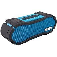 Altec Lansing IMW458 Miniboom Jacket Waterproof, Shockproof, & Floatable Speaker, Cobalt Blue