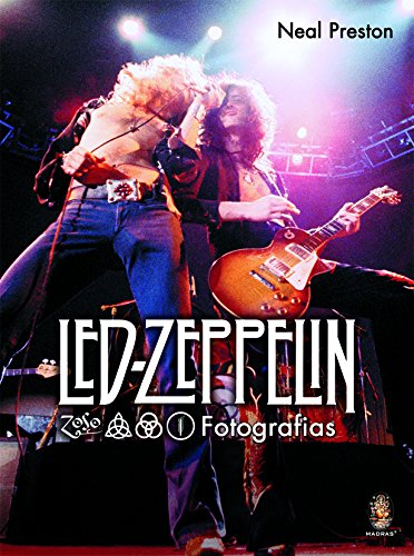 Led Zeppelin. Fotografias (Em Portuguese do Brasil) (Portuguese Brazilian) Paperback – 2011