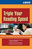 By Wade E. Cutler - Triple Your Reading Speed: Enhance your reading skills with the A (4th Edition) (2002-07-06) [Paperback]
