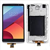For LG G Stylo H631 LS770 MS631 H636 F560 LCD Replacement Touch Screen Digitizer & LCD Display Assembly (Black + Frame)