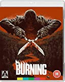 The Burning Dual Format [Blu-ray]
