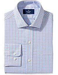 Men's Classic-Fit Non-Iron Dress Shirt (Discontinued Patterns)