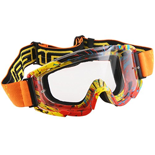ONeal Crossbrille B2 Spray Orange