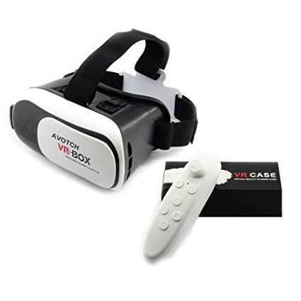 Victorstar 3d Vr Box Ii Movil Gafas Bluetooth Mando A Distancia