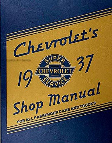 Radio Service Manual (1937 CHEVROLET CAR TRUCK Shop Service Repair Manual)